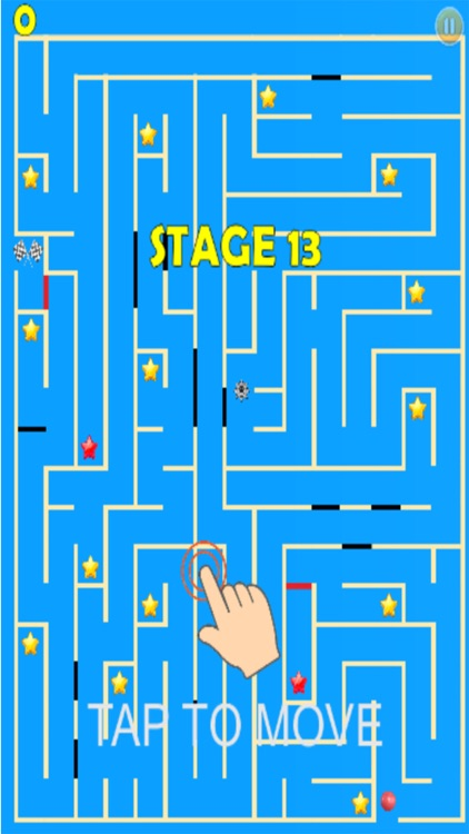 Maze Ball! screenshot-4