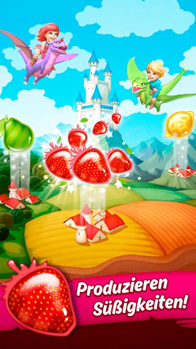 KingCraft - Süßigkeiten SpieleScreenshot von 2
