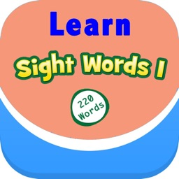Sight Words 5A5B -220个神奇的常用字