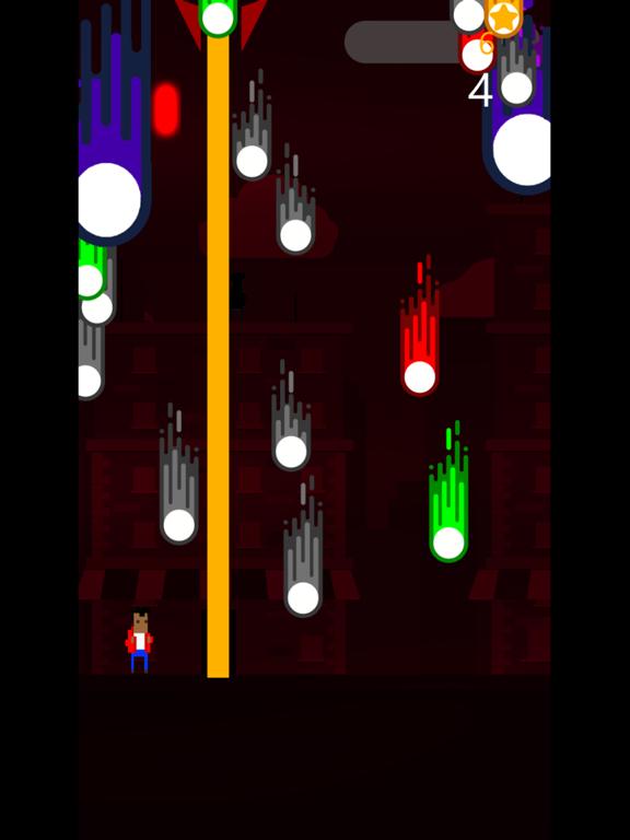 MeteorDodge! screenshot 9