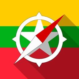 Myanmar Offline Navigation
