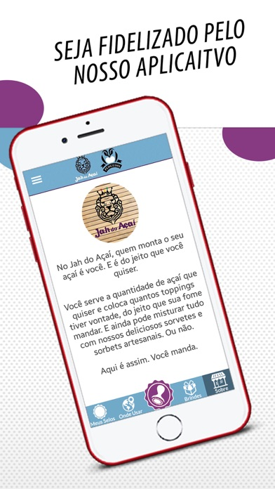 Jah do Açaí app image