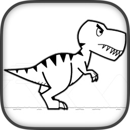 Dino T-Rex Runner Escape
