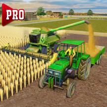 村庄农场模拟器2018:拖拉机司机