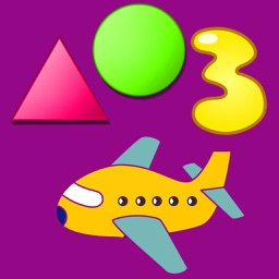 Shapes - Toddlers kids games