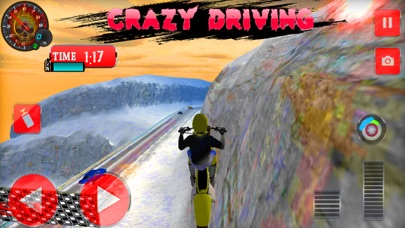 Offroad Bike Rider screenshot four