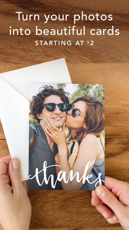 Ink Cards: Mail Greeting Cards