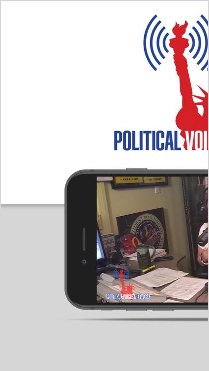 Political Voices Network screenshot-4