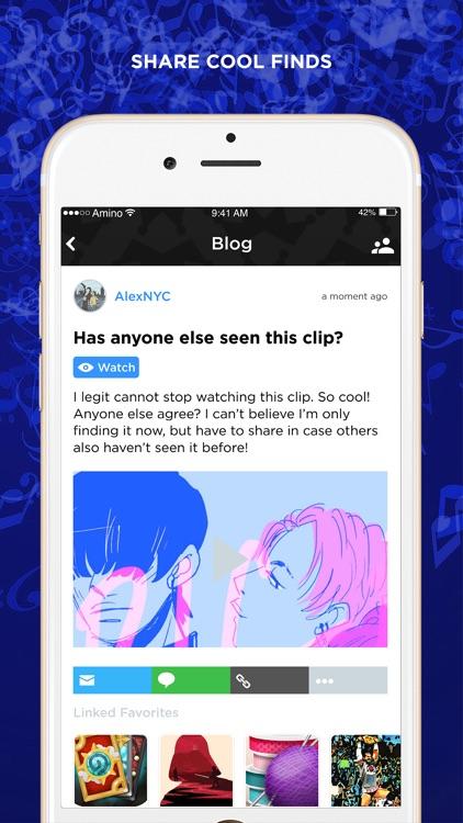 VIP Amino for Big Bang screenshot-3