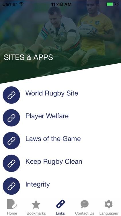 World Rugby Handbook screenshot-3