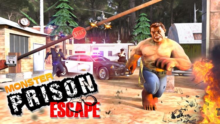 Monster Prison Escape-Survival Battle