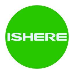 ISHERE