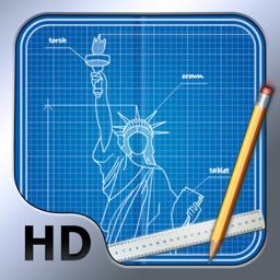 Ícone do app Blueprint 3D HD