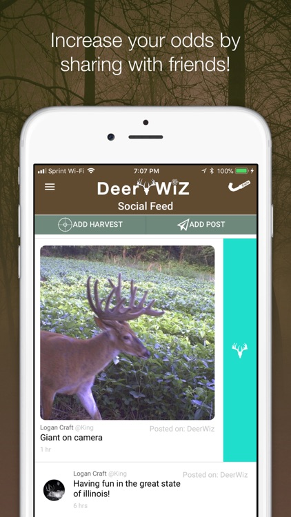 Deer Wiz: Hunting Predictions