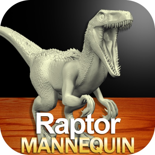 Raptor Mannequin