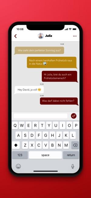 Dating-App für Freunde