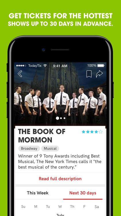 TodayTix — Last-minute Broadway & theater tickets screenshot-4