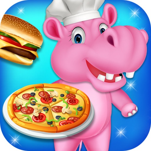 Little HIPPO - Cooking Chef
