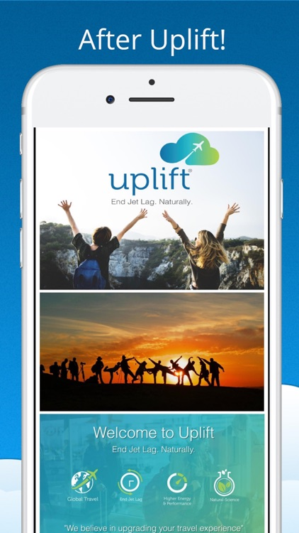 Uplift - Travel Without Jetlag screenshot-6