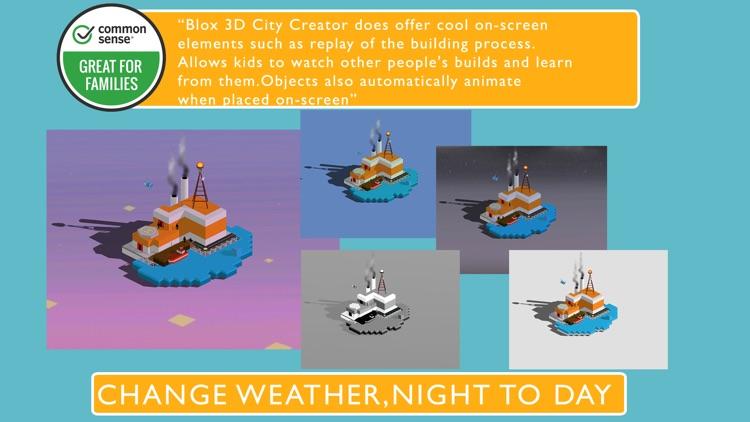 Blox 3D City Creator screenshot-1