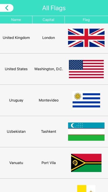 World Flags - Quiz & Puzzle screenshot-6