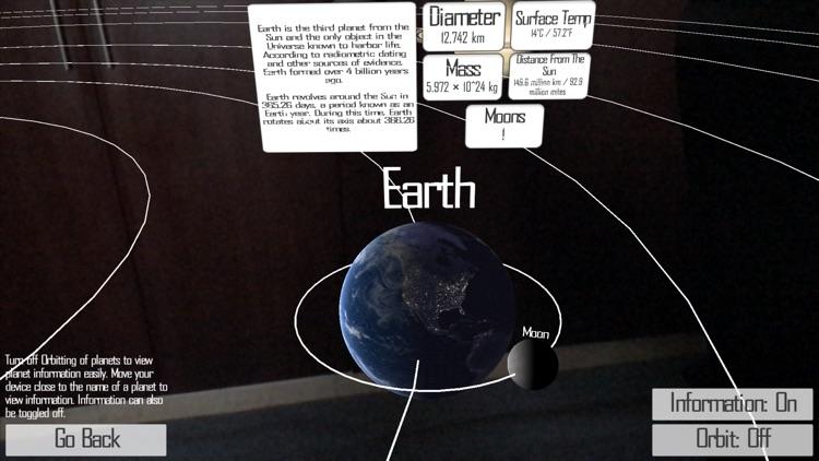 A.R Solar System screenshot-3