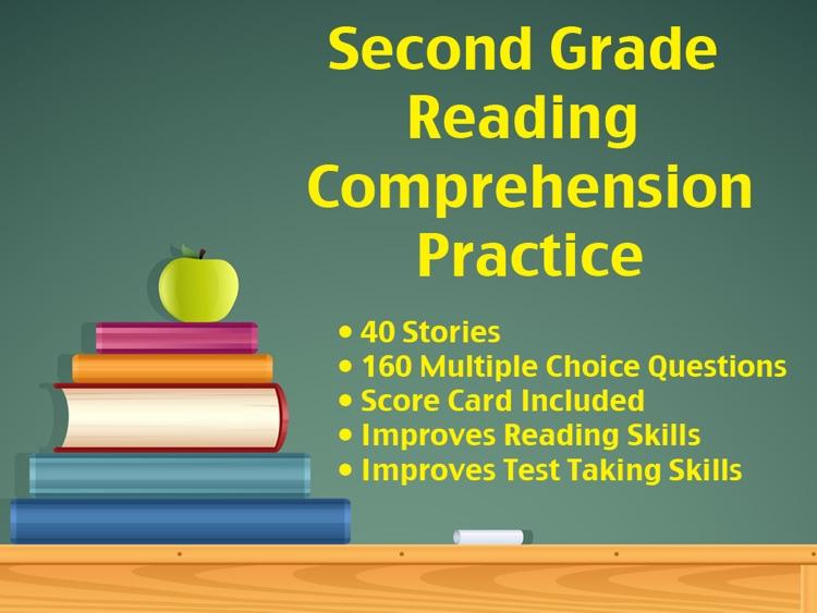 Second Grade Reading Comp