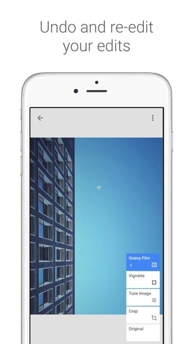 Snapseed et Photopower gratuits temporairement sur l'App Store-capture-5