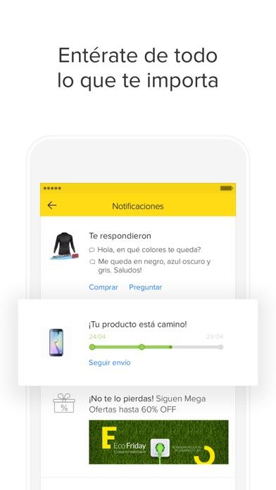 Screenshot for Mercado Libre in Peru App Store