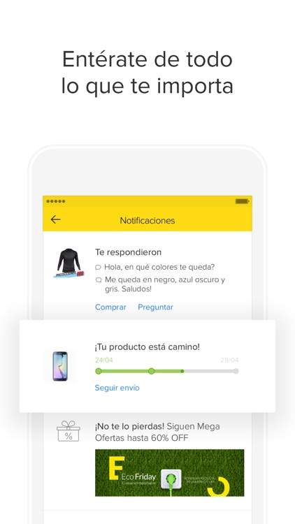 Mercado Libre screenshot-3