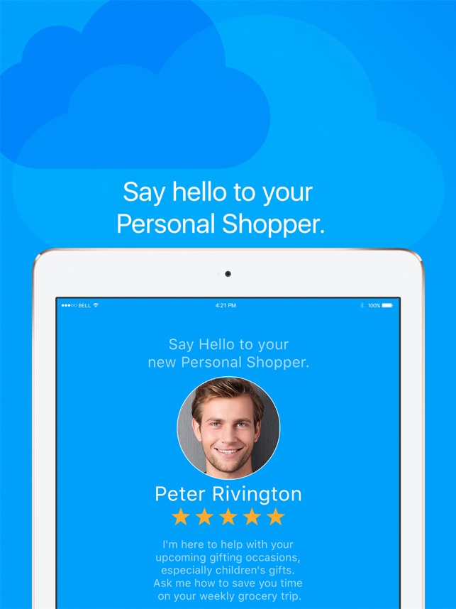 Personal Shopper By SYW on the App Store
