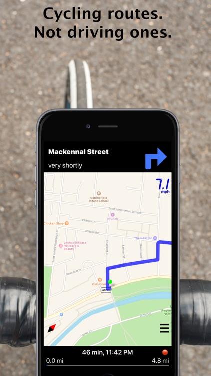 CycleMaps screenshot-0