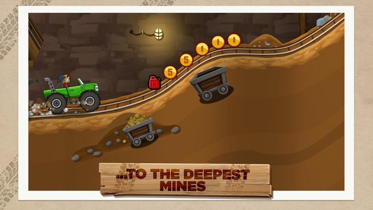 Hill Climb Racing 2 screenshot-3