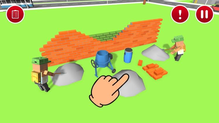 Water Factory Construction 3D screenshot-3