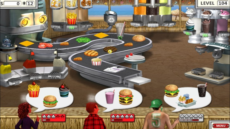 Burger Shop 2 screenshot-2