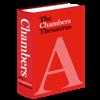 Chambers Thesaurus - WordWeb Software