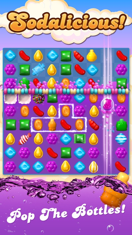 Candy Crush Soda Saga