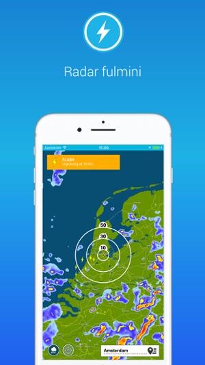 Allarme Fulmini Su App Store
