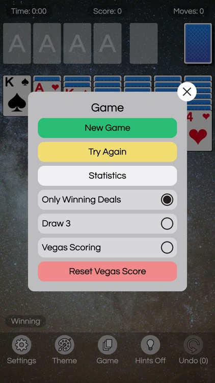 Solitaire #1 Card Game screenshot-4