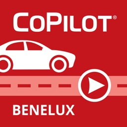 CoPilot Benelux - GPS Navigation & Offline Maps