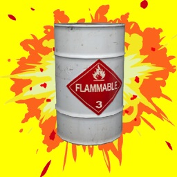 Blow The Barrel - Simple and Fun game!!