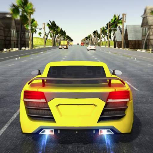 Speed Car Race Highway Traffic iOS App