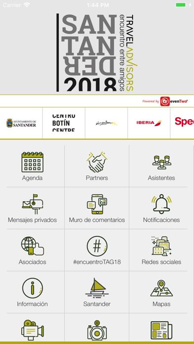 Encuentro Entre Amigos 2018 screenshot two