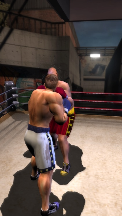Iron Fist Boxing Lite screenshot-5