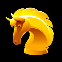 Ícone do app Xadrez; Pro Brincar Placa Jogo