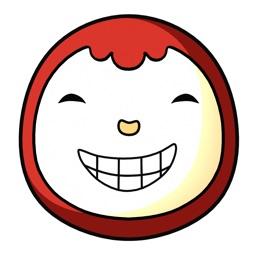 Animated Lovely PengKong(Red)