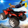 Top Free 3D Car / Bike Racing and Shooting Game / Games - OFFROAD ATV BIKE STUNT RACING artwork