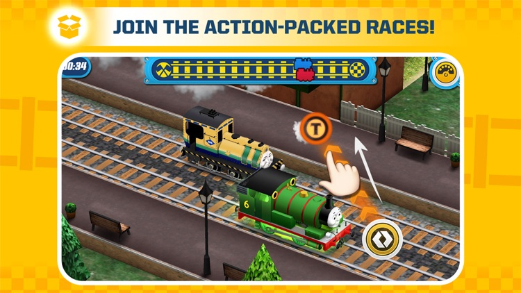 Thomas & Friends: Race On! screenshot-3