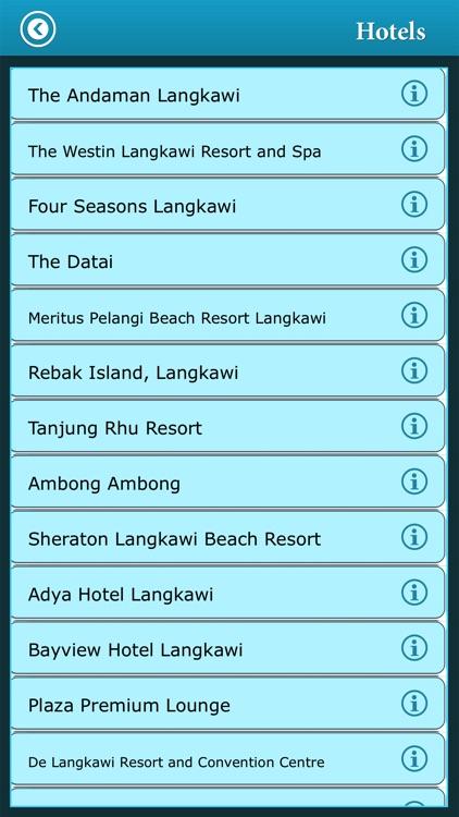 Langkawi Island Guide screenshot-3