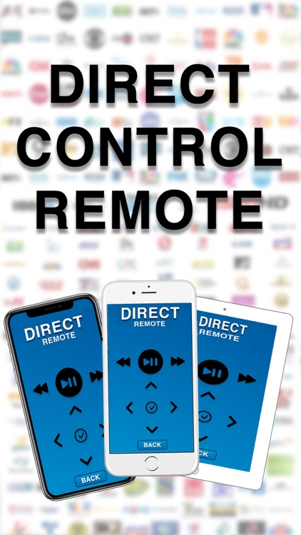 Direct TV Remote for DirecTV